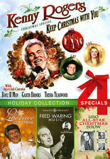 Kenny Rogers Christmas Liberace USO Fred Waring holiday movies DVD***NEW***
