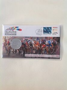 PNC FDC Melbourne 2010 Cycling UCI Road World Championships 0976/7500