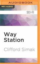Way Station by Clifford Simak (2016, MP3 CD, Unabridged)