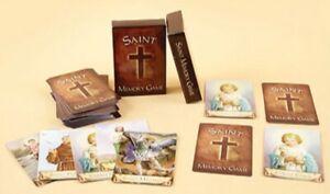 Pack of 54 Saint Memory Card Game