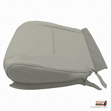 2010 2011 2012 Lexus RX350 Passenger Bottom Perforated Leather Seat Cover Gray