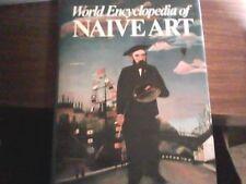 World Encyclopedia of Naive Art by Bihalji-Meri (1984, Hardcover)