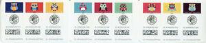 France Birds on Stamps 2020 MNH Owls Lettre verte 20g Tracked 9v S/A Booklet