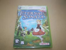 ETERNAL SONATA XBOX 360 **New & Sealed**