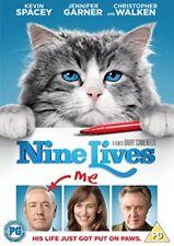 Nine Lives 5055761908213 With Christopher Walken DVD Region 2