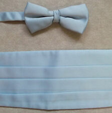 Cummerbund Mens Pleated Sash Adjustable Waist Size