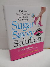 Sugar Savvy Solution Book Healthy Living Weight Loss Katie Couric Foreword