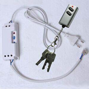 Funk-Türöffner Modul FTO-2090-K im SET mit Intertechno Funk-Sender ITK-200. *V0