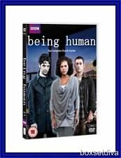 BEING HUMAN - COMPLETE SERIES 4 *BRAND NEW DVD *