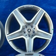 "Mercedes ML550 2013 20"" x 9"" AMG Factory OEM Stock Wheel Rim 85295"