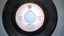 "45 Giri 7"" Juke Box R.E.M. Drive MIKE OLDFIELD Sentinel"