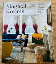Magical Rooms by Fawn Galli. Elements of Interior Design, Hardcover, Brand New
