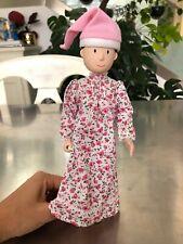 Madeline & Friends Miss Clavel Doll Eden Toys Nightgown Nightcap