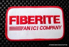 "FIBERITE PATCH MANHOLE COVERS ICI COMPANY UNIFORM ADVERTISING 4 1/2"" x 2 1/2"""
