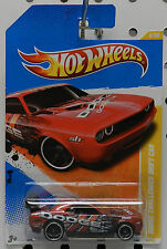 2011 RED DRIFT RACE CAR SCAT PACK CHALLENGER DODGE BOYS MOPAR HW HOT WHEELS