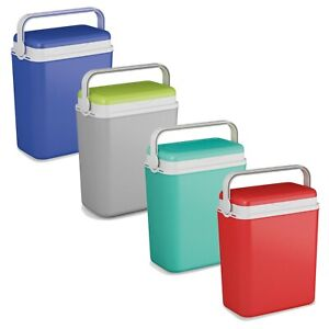 Large 12 Litre Cooler Box Camping Beach Lunch Picnic Insulated Food Glaçon Packs
