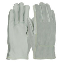 Pip 09-K3720/Xxl Leather Gloves,2Xl,Gunn Cut,Pr,Pk12