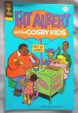 Fat Albert and the Cosby Kids No. 9, 1975 Gold Key Comic, VGC