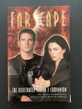 New listing Farscape: The Illustrated Season 3 Companion by Paul Thomas W/ Virginia Hey Auto