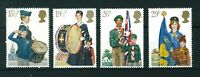GB QE II 1982 Youth Organisations full set of stamps. Mint. Sg 1179-1182