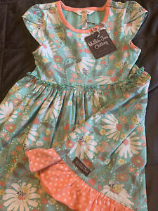 Matilda Jane dress/tunic Top size 4 NWT