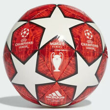 Official Adidas Finale Madrid Capitano Soccer Ball - Size 5 + NEEDLE !
