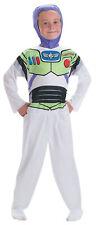 BOYS DISNEY BUZZ LIGHTYEAR TOY STORY COSTUME DRESS SIZE 4-6 DG5706L
