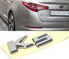 OEM K5 Logo Chrome Rear Tail Trunk Emblem Badge KIA OPTIMA 2011 2012 2013 2014
