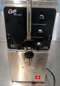 CURTIS GEM 3-5 SATELLITE 1.5 GALLON DIGITAL COFFEE SERVER WARMER STAND FREE SHIP