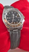 Rare Tudor Rolex 73290A Mid Size Prince Date Mini Sub Watch Serviced+Box&Papers