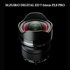 olympuOlympus M.ZUIKO DIGITAL ED 7-14mm F2.8 PRO Dust,Splash & Freeze-Proof
