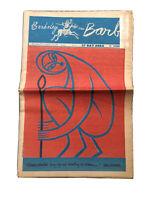 San Francisco St Strike BERKELEY BARB 1969 Newspaper Kathleen Eldridge Cleaver