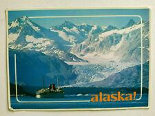 Alaska Picture Postcard Postmarked 1987