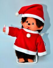 Monchichi Weihnachtsmann - Sekiguchi - TOP unbespielt - Monchhichi 1974