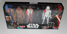 BRAND NEW STAR WARS THE FORCE AWAKENS Pack of 6 Action Figures Free Shipping