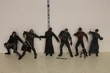 McFarlane Movie Maniacs Figure Set Horror #3 LOOSE Snake Evil Ash Candyman Jason