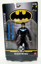 Batman Missions Nightwing Action Figure DC Comics Brand New Unopened Rare