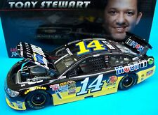 Tony Stewart 2014 Code 3 Associates #14 Chevy Liquid Color 1/24 NASCAR Diecast
