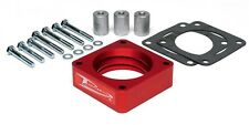 For 1999-2004 Jeep Grand Cherokee Throttle Body Spacer Anodized Red