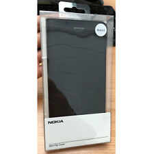 Genuine Nokia Slim Flip Case CP-301 for Nokia 6 black - 1A21M9C00VA