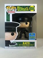 Funko POP! Television The Green Hornet Kato #856 SDCC 2019 Exclusive