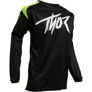 NEW THOR RACING SECTOR LINK ATV BMX MX JERSEY ALL SIZES MENS WOMENS DUAL SPORT
