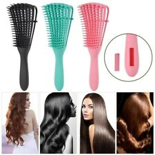 New Detangling Brush Hair Combing Brush Detangle with Wet/dry Curly Natural Hair