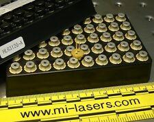 HITACHI / OPNEXT HL6312G LASER DIODE NEW 635nm RED 5mW 9mm dia HL-6312G