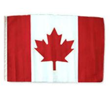 "12x18 12""x18"" Canada Canadian Sleeve Flag Boat Car Garden Premium"