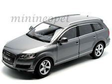 WELLY 18032W AUDI Q7 SUV 1/18 DIECAST GREY
