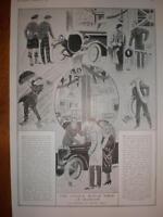 Article Scottish Motor Show Glasgow 1922
