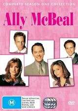 Ally McBeal The Complete Season 1 Collection 6-Disc Set Region 4 DVD New Sealed