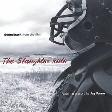 NEW The Slaughter Rule (Audio CD)