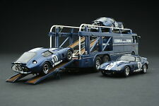 Exoto 1965 Shelby American Cobra Transporter / Le Mans / 1:43 / #EXO00017BGS1